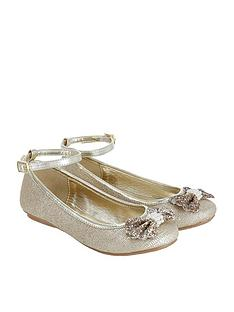 monsoon-pearl-and-glitter-bow-ballerina