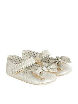 monsoon-baby-scalloped-bow-bootie