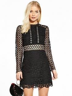 miss-selfridge-eyelet-dress-dress