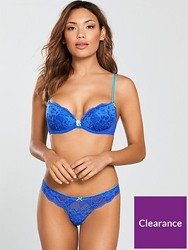 ann-summers-sexy-lace-plunge-bra-blue