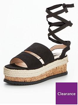 lost-ink-bow-jute-cork-flatform-sandal-black