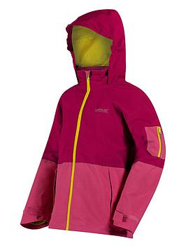regatta-regatta-girls-hydrate-ii-3-in-1-reflective-jacket