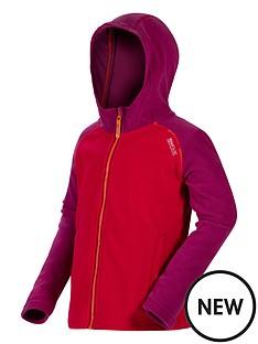 regatta-regatta-girls-upflow-hooded-fleece-jacket