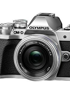olympus-om-d-e-m10-mk-iii-camera-mzuiko-14-42mm-ez-pancake-lens-kit