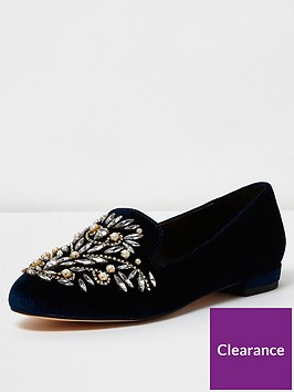river-island-embellished-slipper