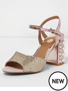 river-island-river-island-patent-pearl-block-heel