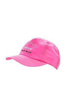 superdry-oleta-cap-neon-pink