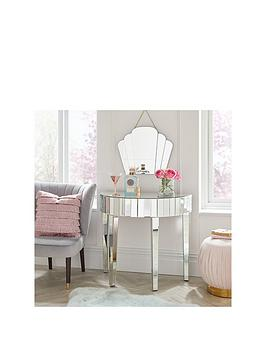 Michelle Keegan Home Michelle Keegan Home Vegas Half Moon Mirrored  ... Picture