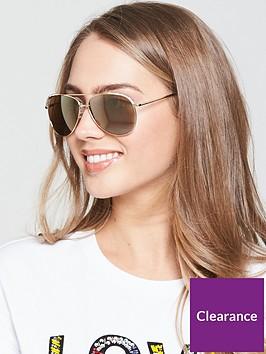 v-by-very-diamante-detail-aviator-style-sunglasses-gold