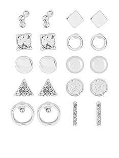 accessorize-accessorize-sleek-silver-eclectic-stud-earrings-pack