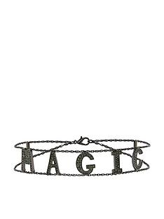 accessorize-magic-word-choker-black