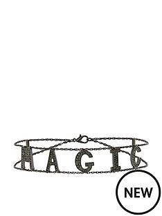 accessorize-magic-word-choker