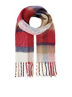accessorize-hampton-fluffy-check-scarf