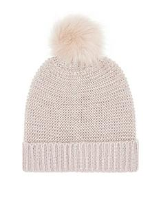 accessorize-sgh-pretty-metallic-faux-furnbsppom-beanie-hat