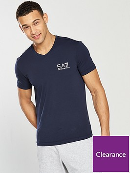 emporio-armani-ea7-ea7-core-id-v-neck-t-shirt