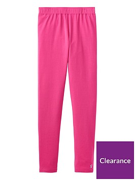 joules-girls-emilia-plain-pink-legging