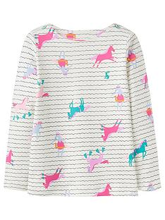 joules-girls-harbour-print-jersey-top