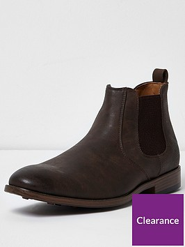river-island-river-island-bargate-tough-sole-chelsea-boot-brown