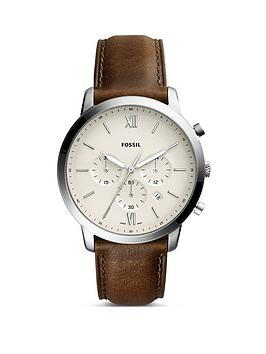 fossil-fossil-neutra-chrono-stainless-steel-leather-strap-ladies-watch