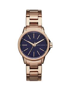 armani-exchange-armani-exchange-smart-rose-gold-plated-stainless-steel-bracelet-ladies-watch