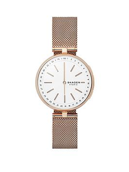 skagen-skagen-connected-signatur-rose-gold-stainless-steel-hybrid-smartwatch