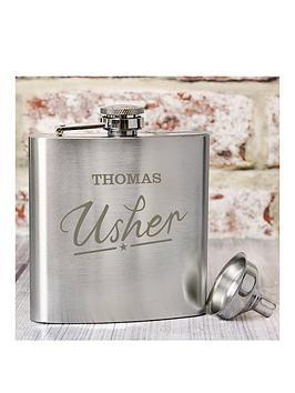 personalised-wedding-hip-flask