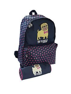 david-goliath-you-so-pugly-backpack-and-pencil-case-set