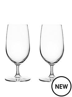 ravenhead-diamond-crystal-beer-glasses-set-of-2