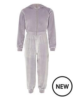 river-island-girls-lilac-velour-hooded-heatseal-jumpsuit