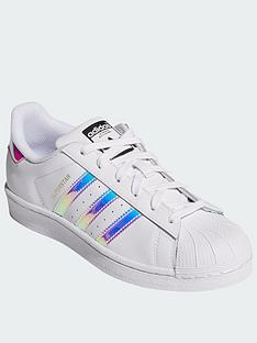 adidas-originals-superstar-junior-trainer-whiteiridescentnbsp