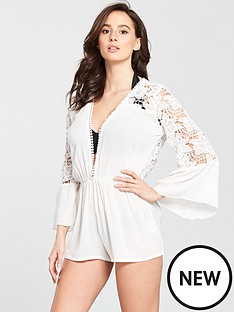 south-beach-lace-insert-playsuit-with-tie-front-white