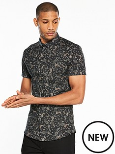 river-island-paisley-ss-muscle-fit-shirt