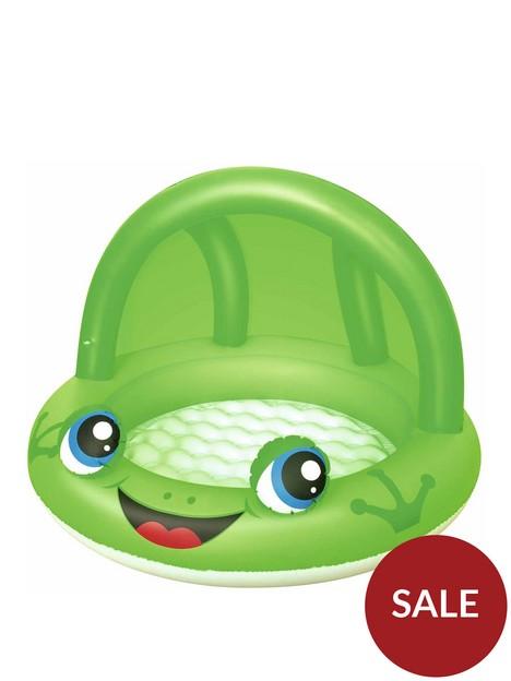 bestway-frog-or-ladybird-shaded-play-poolnbsp