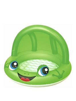 Bestway Bestway Frog Shaded Play Pool Picture