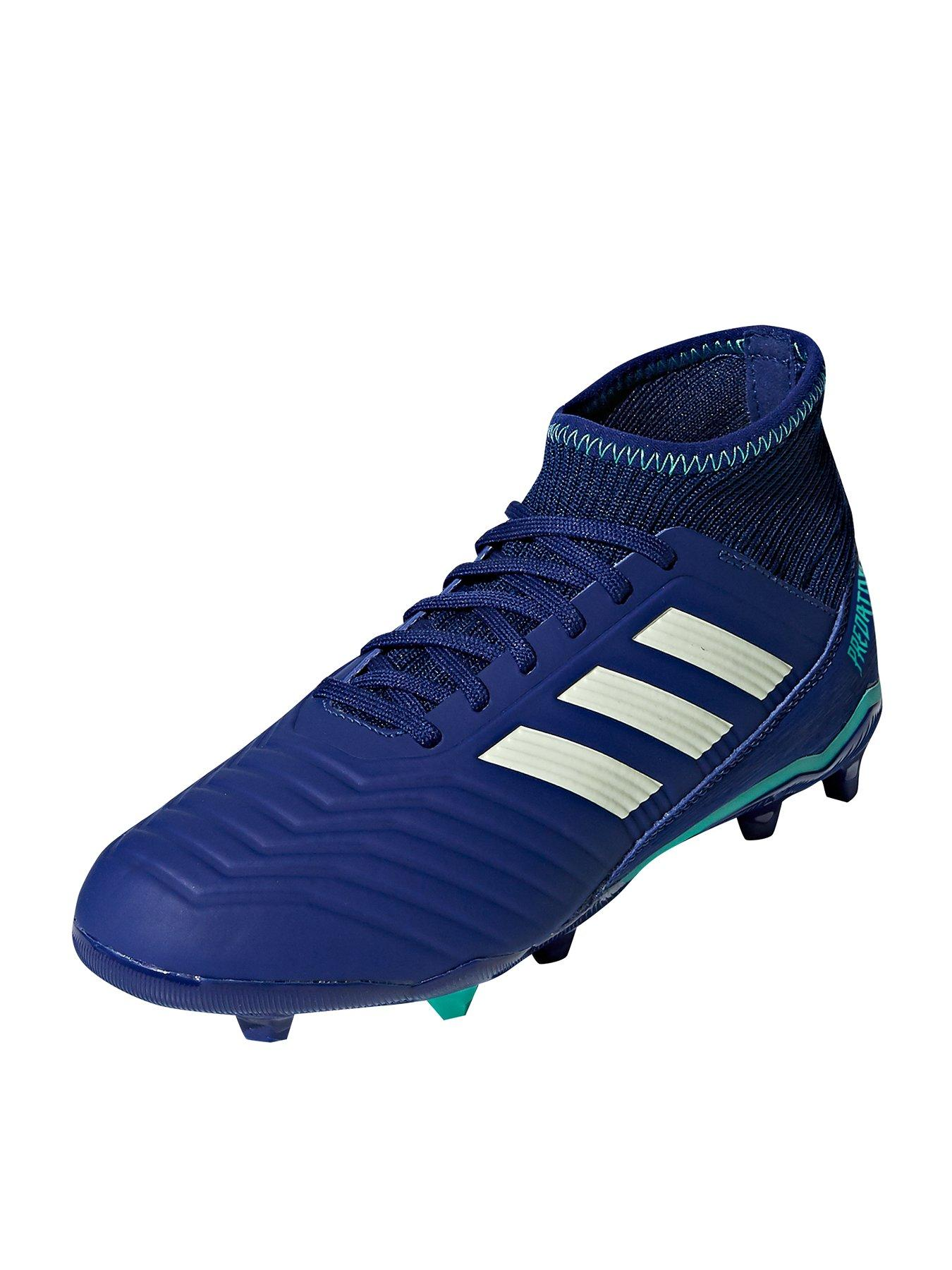 adidas Adidas Junior Predator 18.3 Firm Ground Football Boots