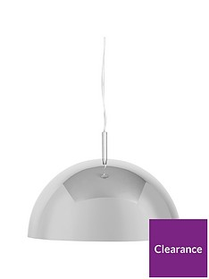 ideal-home-armina-dome-mirror-pendant-light