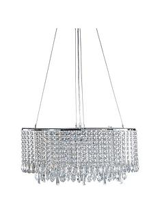 ideal-home-florence-crystal-diner-ceiling-pendant