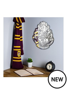 harry-potter-hogwarts-crest-mirror