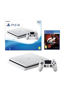 playstation-4-slim-500gbnbspconsole-with-gt-sport-plus-optional-extra-controller-andor-12-months-playstation-network