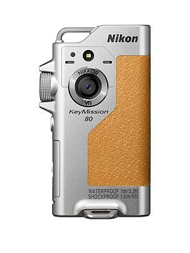 nikon-keymission-80-wearable-action-camera-silver