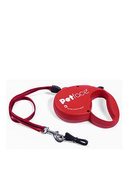 petface-5m-retractable-lead-large