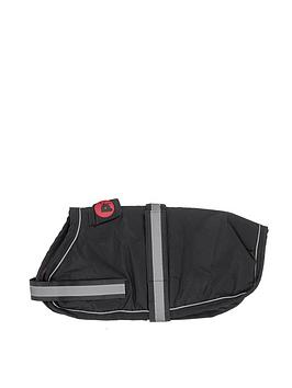 petface-super-soft-waterproof-dog-coat-black-45cm-x49cm