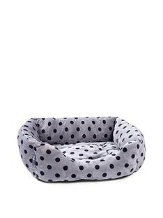 petface-grey-plush-square-bed-medium
