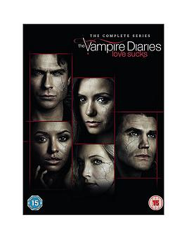 Very Vampire Diaries Season 1-8 Dvd Picture