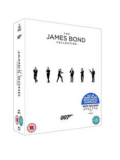 james-bond-collection-dvdnbspboxset