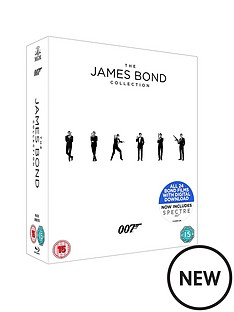 james-bond-collection-dvdnbspboxset