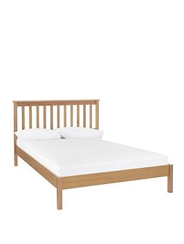 dawson-low-foot-end-bed-frame-with-mattress-options-buy-and-save