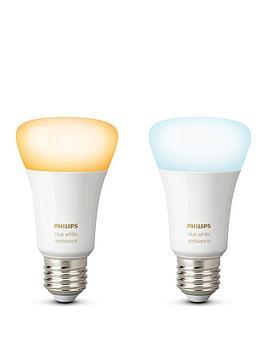 philips-e27-hue-white-ambiance-screw-bulb-twin-pack
