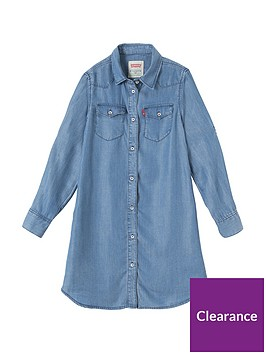 levis-girls-denim-dress