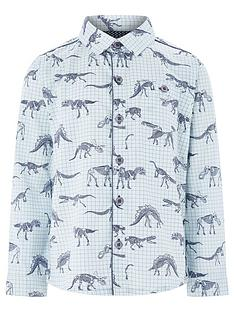 monsoon-fossil-print-long-sleeve-shirt